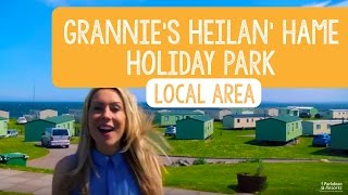 Discover local attractions & more at Grannie's Heilan' Hame Holiday Park