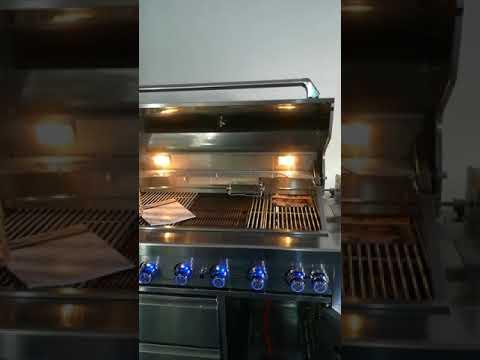 BBQ Boss Montana Und Jumbo Von Coobinox Von SK-kitchen& BBQ Trade