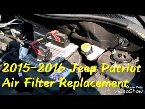Jeep Patriot Fuel Filter Location - Wiring Diagram & Cable ... on