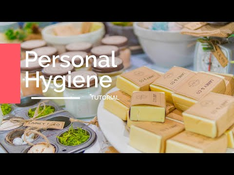 how-to-self-care- -quick-and-simple-personal-hygiene