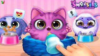 Кто в Яйце Smolsies #3 Мультик Игра про Животных