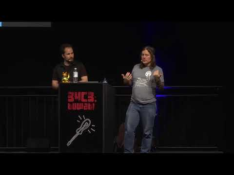 34C3: Practical Mix Network Design: Strong metadata protecti