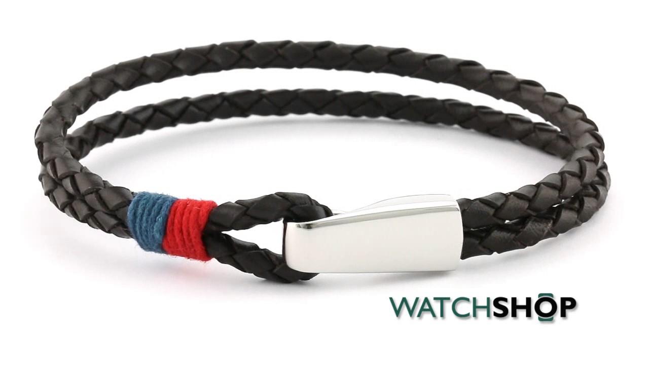 Tommy Hilfiger Jewellery Men S Stainless Steel Bracelet 2700671