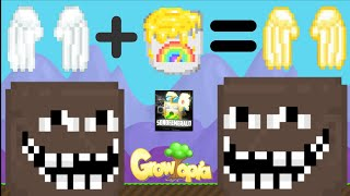 "PRANK COLORING ""ANGEL to GOLDEN ANGEL"" 