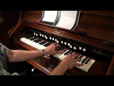 Thaxted - Gustav Holst - Berlin Reed Organ