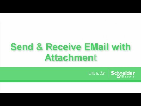 Tutorial SoMachine V4.3. - Send And Receive Email With Attachment
