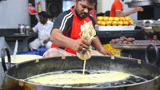 connectYoutube - INDIAN STREET FOOD tour in Mumbai, India - Chaat PARADISE and UNREAL bone marrow dish!