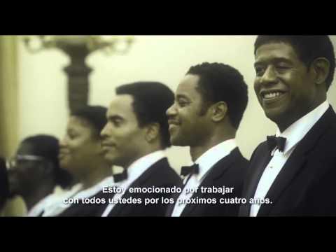 El Mayordomo de la Casa Blanca trailer subtitulado