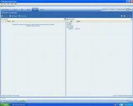 Formatting Sansa MP3 Players Using Windows Media Player 10