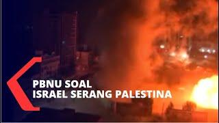 PBNU Kutuk Serangan Israel Ke Palestina