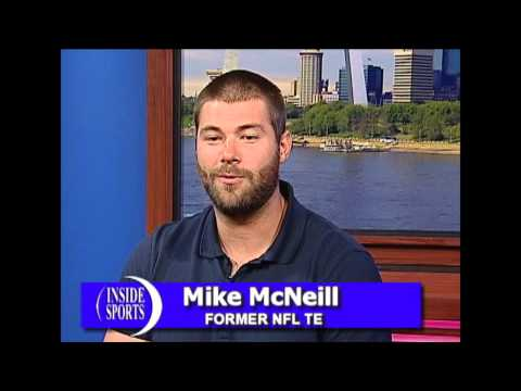 Inside Sports: Mike McNeill