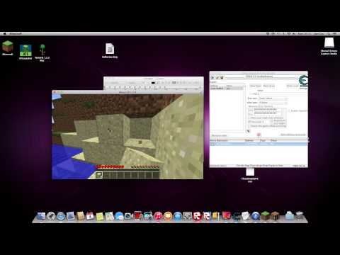 Minecraft hacking attempt with cheat engine for mac