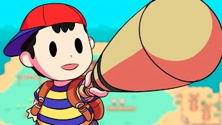 earthbound halloween hack toby fox - Clip Ready
