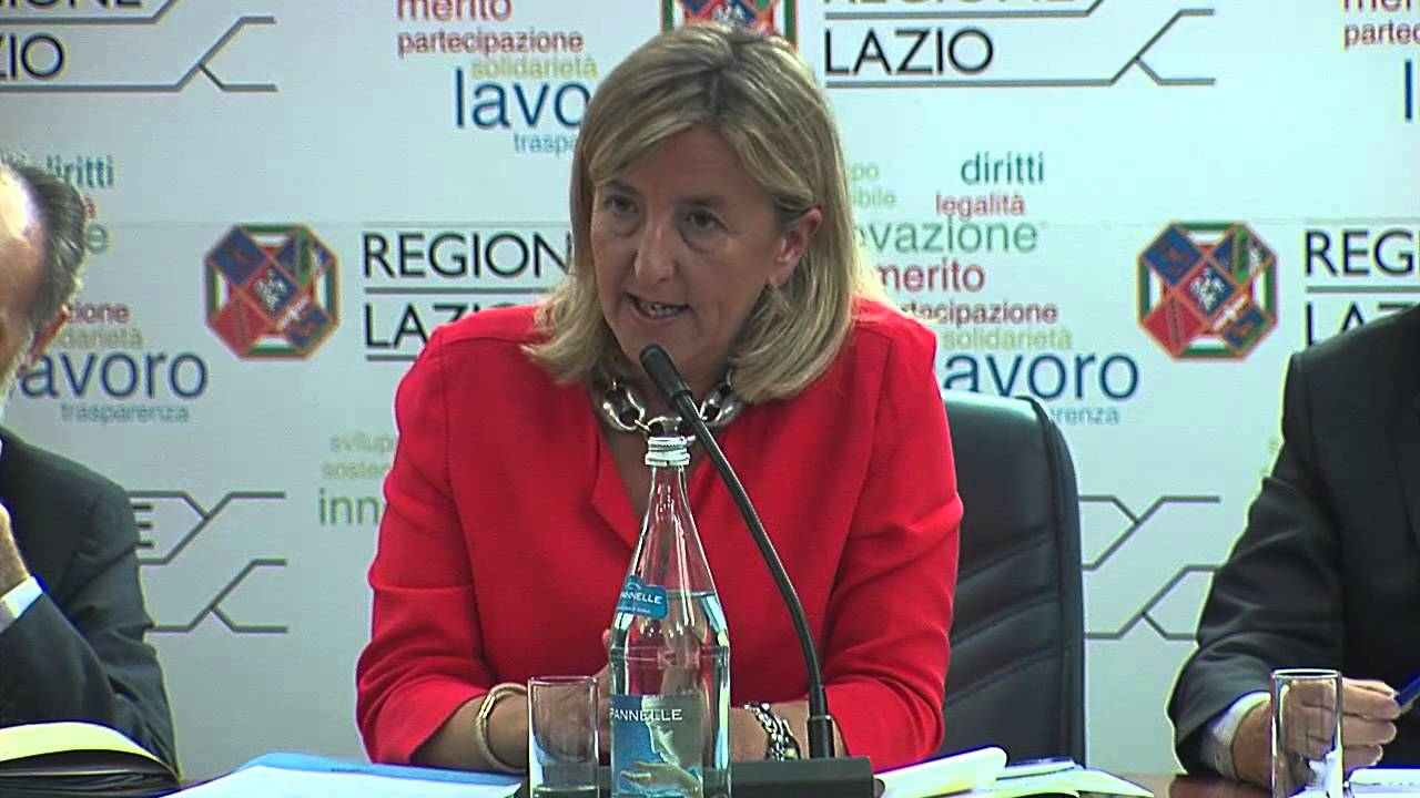 Impresa sociale - Crea Valori Lazio: intervento di Carola ...
