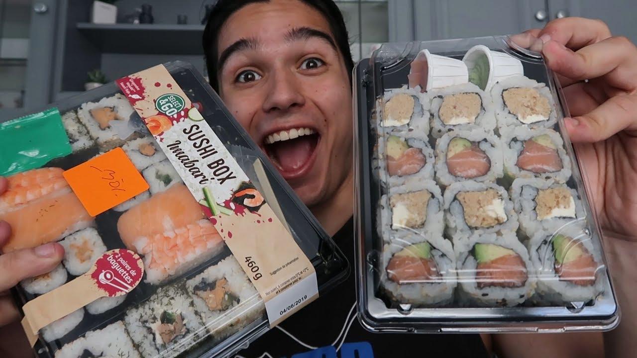 Lidl Sushi