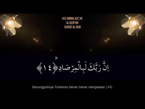murottal-surat-pendek-juz-amma-al-quran-surah-al-fajr-juz-30-ust-hanan-attaki