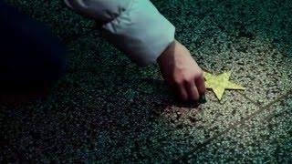 erdmöbel: goldener stern