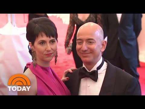 Jeff Bezos Accuses National Enquirer Owner Of Blackmail | TODAY Mp3