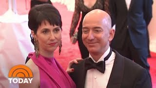 Jeff Bezos Accuses National Enquirer Owner Of Blackmail | TODAY