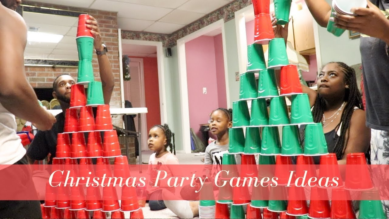 Fun Game Ideas For Christmas Game Night