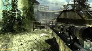 Modern Warfare 3 - Sniping.
