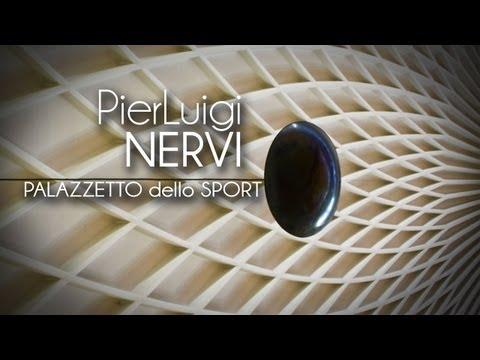 Pier Luigi NERVI - PALAZZETTO dello SPORT