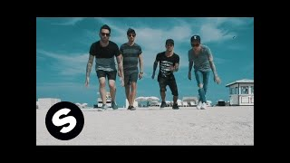 Смотреть клип Breathe Carolina & Bassjackers Feat. Cade - CanT Take It