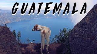 Climbing a Volcano in San Pedro   BennyHBK Guatemala VLOG #5