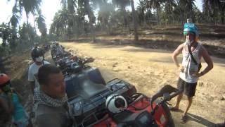 тур на квадроциклах в Паттайе 2014 (часть 1)(, 2014-03-12T23:57:34.000Z)