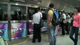 Kuala Lumpur monorail and subway - Malaysia