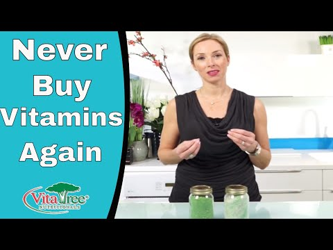 Never Buy Vitamins Again Until You Watch This - VitaLife Show Ep 249