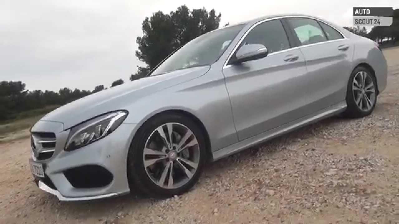 Mercedes Benz C Klasse 2014 Autoscout24 Youtube