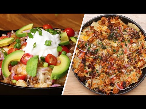 Lance Houston - Nacho Recipes You Need for March Madness