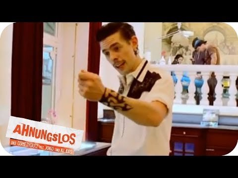 Piercing | Ahnungslos - Das Comedyquiz mit Joko und Klaas