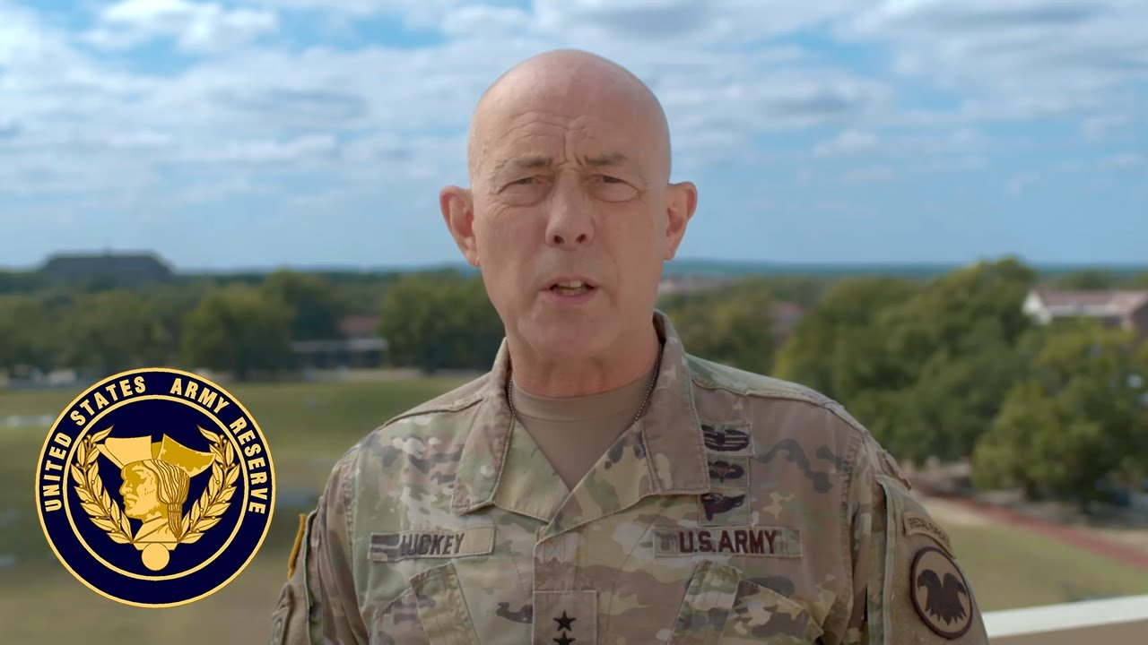 Lt. Gen. Charles D. Luckey, chief of Army Reserve and commanding general, U.S. Army Reserve Command, gives his definition of the American way of life and explains how Soldiers in America's Army Reserve are committed to defending it.