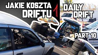 DailyDrift 10 - Koszty część 1 - Niechcemisiegarage