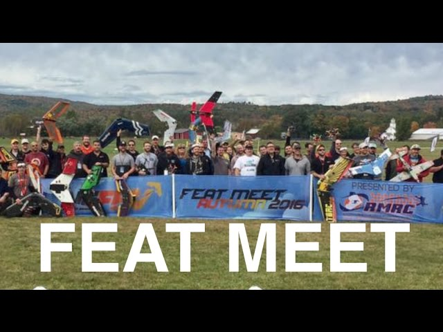 The Feat Meet Experience: FPV drone meetup 2016!