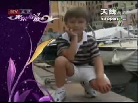 Beijing tv - chinese New Year 2009 children2