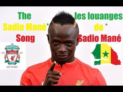The Sadio Mané Song  Original Version  The Archies  Sugar Sugar  rpool FC + Senegal