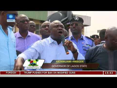 LASG Donates Mobile Cancer Centre For Diagnosis | Dateline Lagos |