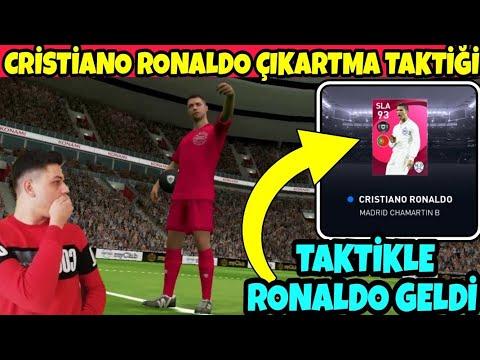 RONALDO ÇIKARMA TAKTİĞİ İLE KOULİBALY ÇIKTI! | eFootball Pes 2021 Mobile