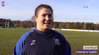 Irish Rugby TV: Suttonians Preview Energia Women's All-Ireland Cup Semi-Final v Old Belvedere