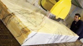 Bridge Saw Machine for Marble & Granite / Mermer ve Granit Köprü Kesme Makinesi