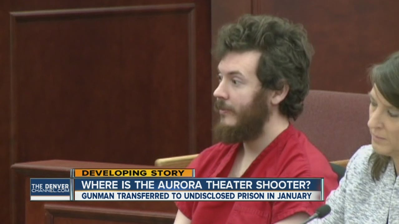 Aurora Movie Theater Shooting Victims Want To Know Where Gunman James Holmes Is Youtube
