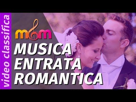 Ingresso romantico degli Sposi: la migliore MUSICA per l'arrivo in sala matrimonio