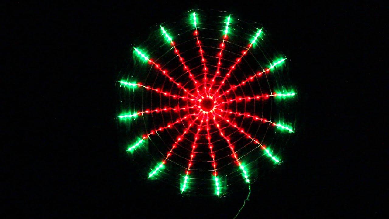 Ge Christmas Net Lights