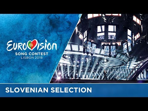 Meet the participants of the Slovenian selection (EMA) for Eurovision 2018!
