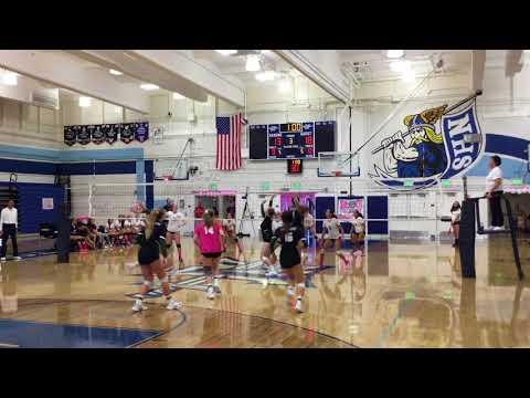 Lauren Walsh Volleyball