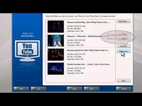How To Download & Convert YouTube Videos In Batch With Free YouTube Downloader Software