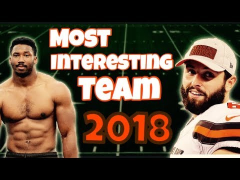Meet the Most Interesting Team in the NFL